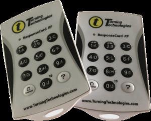 TurningPoint ResponseCard RF